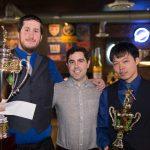 Megabucks Amateur Pool League Finalists